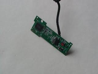 Logitech C9000 sensor