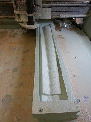 3-D CNC wood milling machine/router