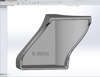 SolidWorks Model